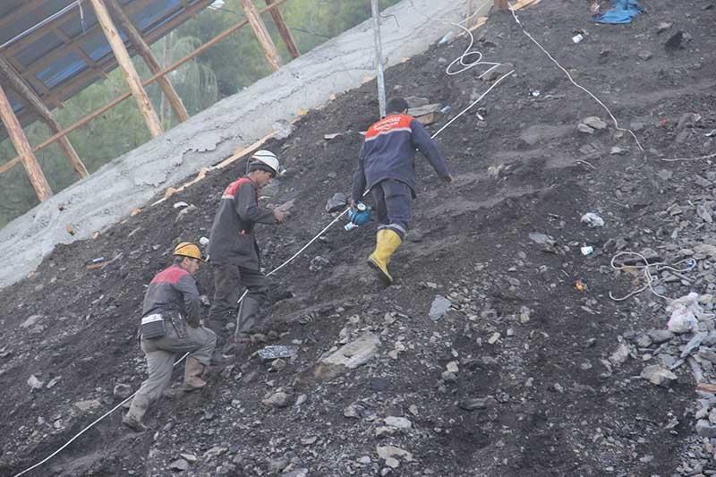 Ermenek'te maden faciası 15