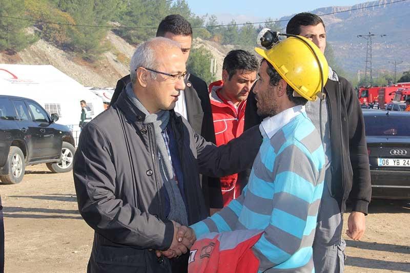 Ermenek'te maden faciası 17