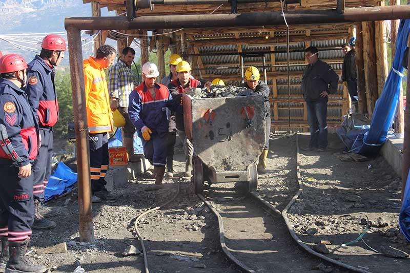 Ermenek'te maden faciası 26