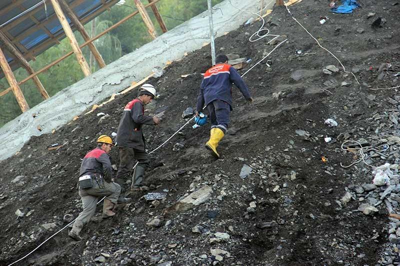Ermenek'te maden faciası 30
