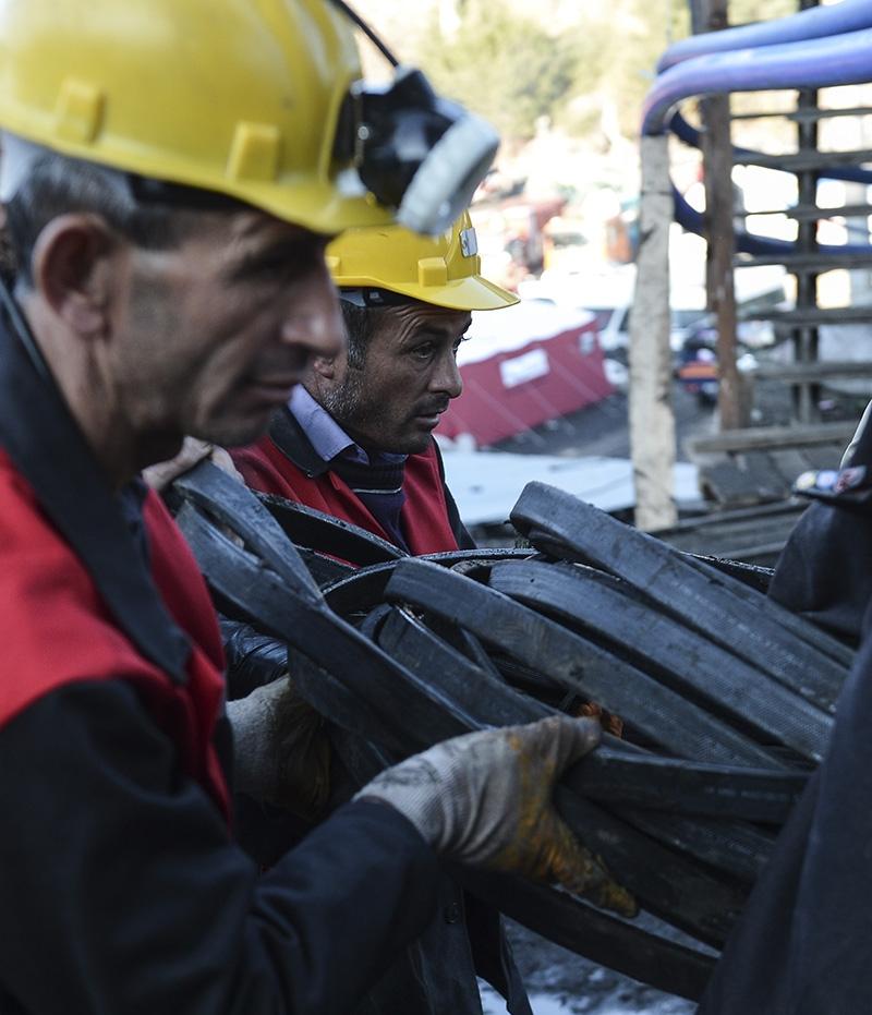 Ermenek'te maden faciası 40