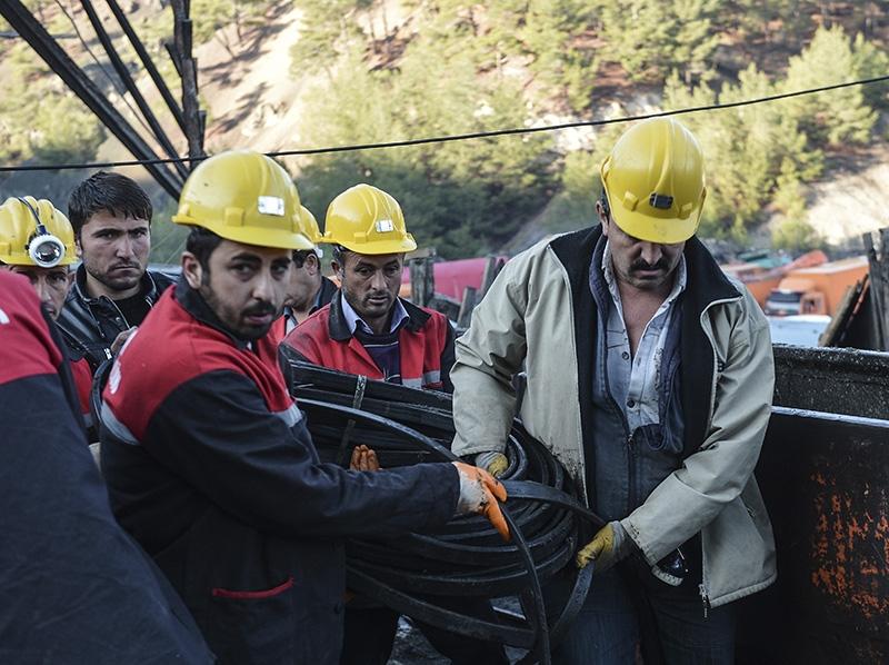 Ermenek'te maden faciası 41