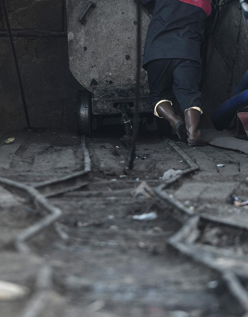 Ermenek'te maden faciası 46