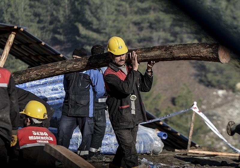 Ermenek'te maden faciası 48