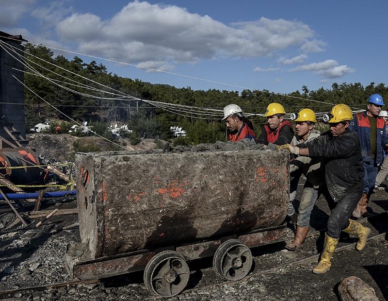 Ermenek'te maden faciası 58