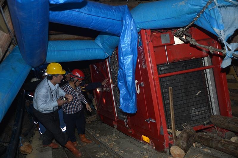 Ermenek'te maden faciası 65