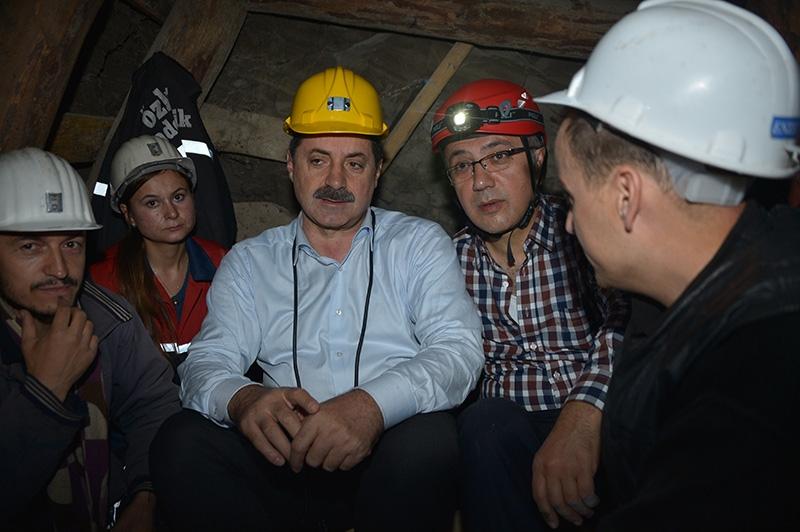 Ermenek'te maden faciası 66