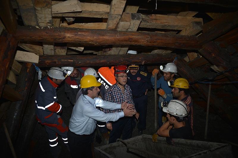 Ermenek'te maden faciası 67