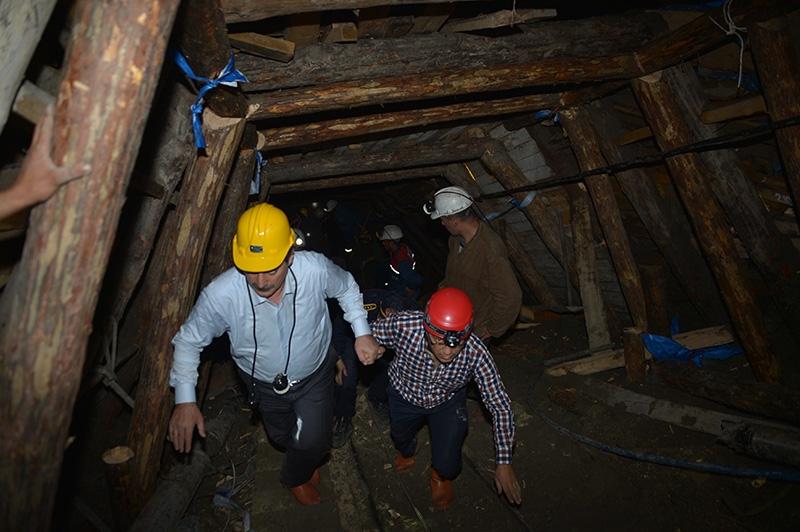 Ermenek'te maden faciası 68