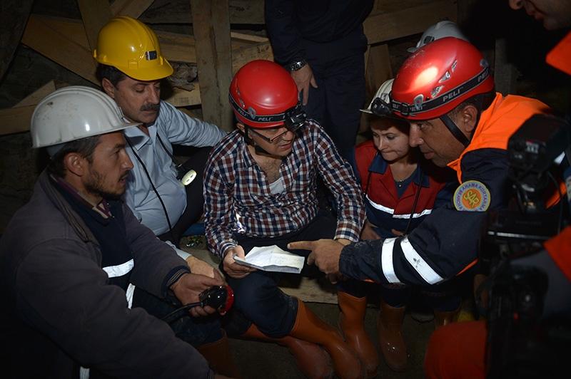 Ermenek'te maden faciası 70