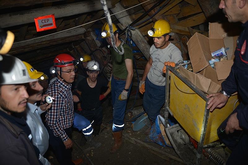 Ermenek'te maden faciası 72