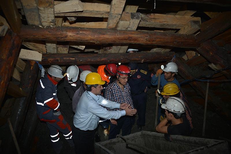Ermenek'te maden faciası 73