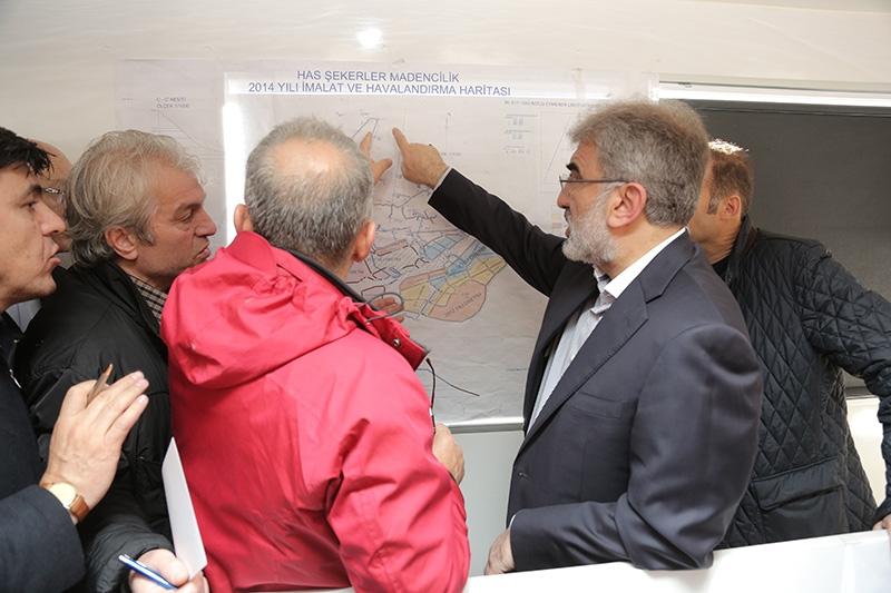 Ermenek'te maden faciası 78