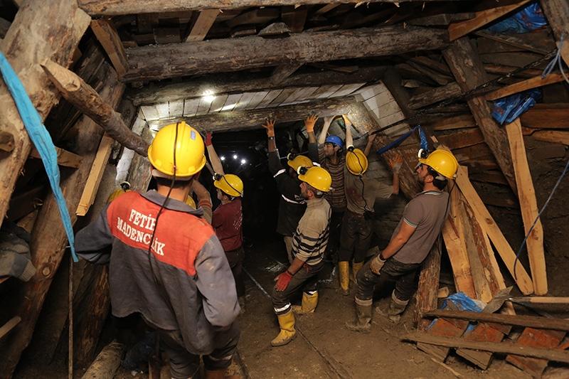 Ermenek'te maden faciası 80