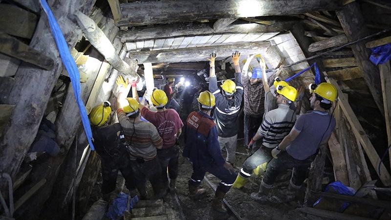 Ermenek'te maden faciası 82