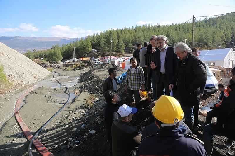 Ermenek'te maden faciası 85
