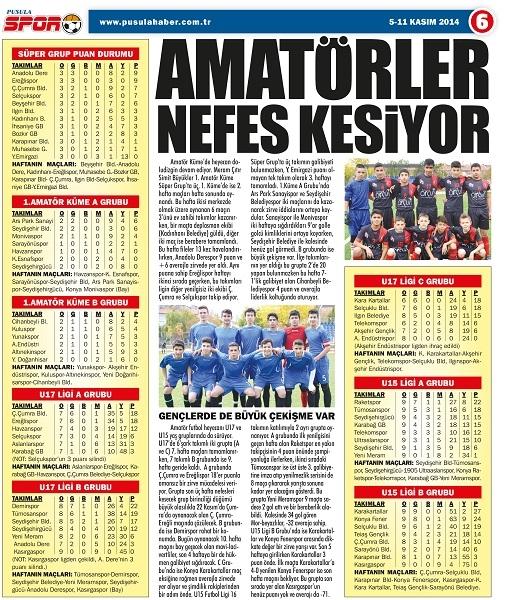 05.11.2014 Spor eki 5