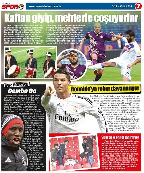 05.11.2014 Spor eki 6