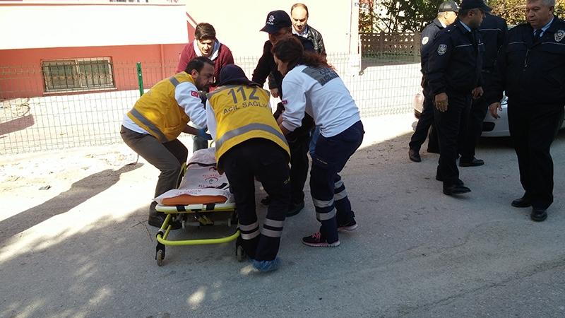 Konya'da cinayet 1