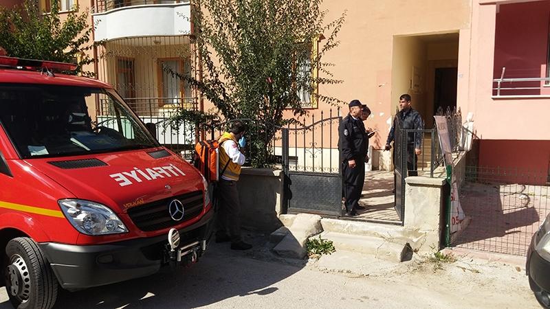 Konya'da cinayet 2