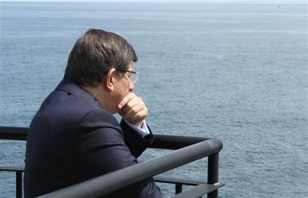 Dışişleri Bakanı Davutoğlu Japonya'da 3