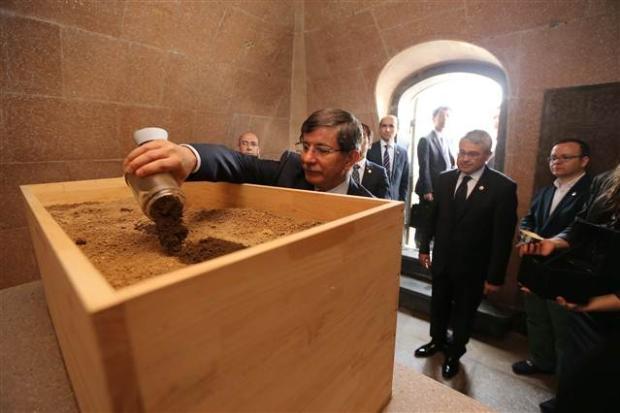Dışişleri Bakanı Davutoğlu Japonya'da 7