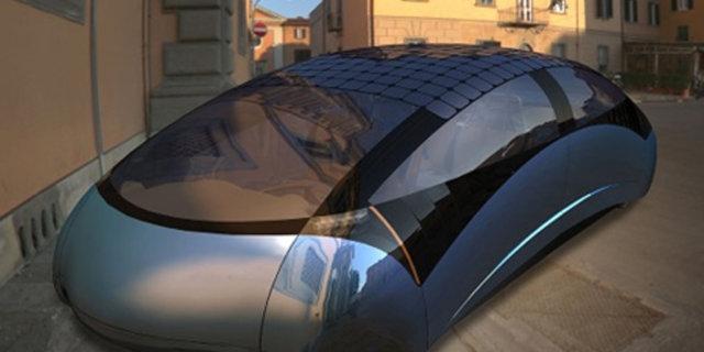 Sınırsız enerjili otomobil! 10