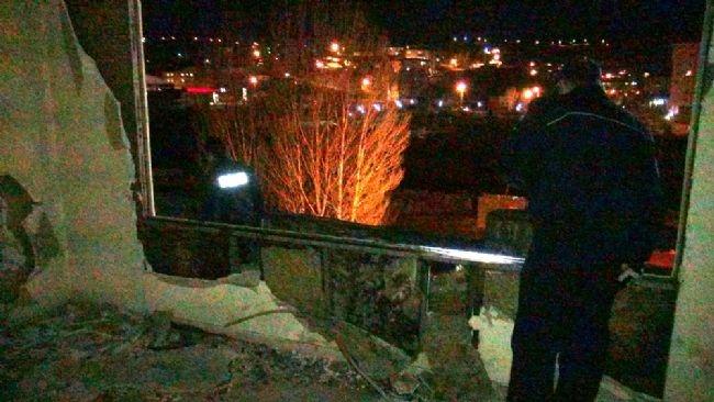Kars'da ihbar yağdı, polis gece boyu baskın yaptı 11