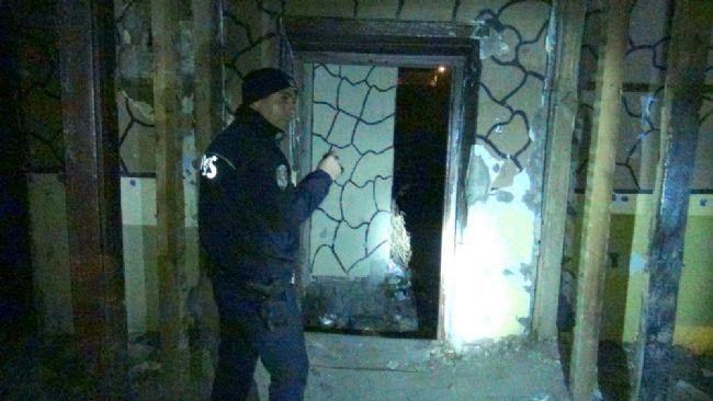 Kars'da ihbar yağdı, polis gece boyu baskın yaptı 7