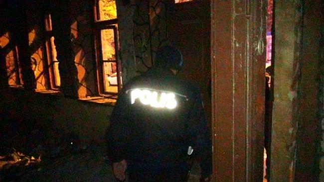 Kars'da ihbar yağdı, polis gece boyu baskın yaptı 8