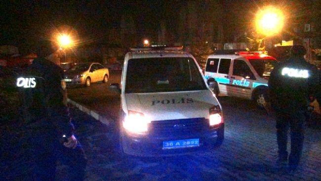 Kars'da ihbar yağdı, polis gece boyu baskın yaptı 9