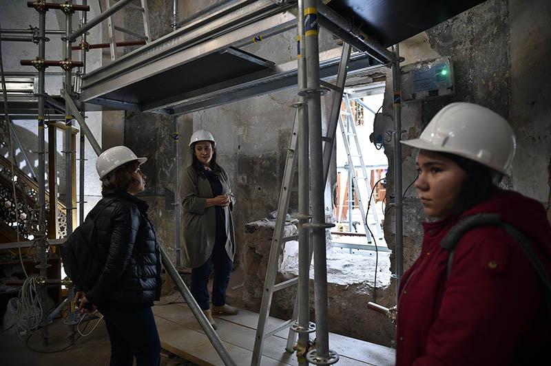 900 yıllık gizemi Türk ve İtalyan mimarlar çözecek 19