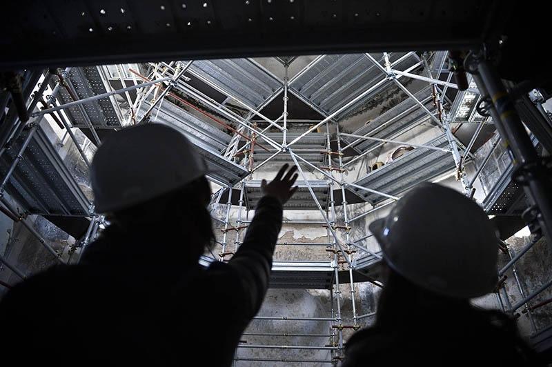 900 yıllık gizemi Türk ve İtalyan mimarlar çözecek 20
