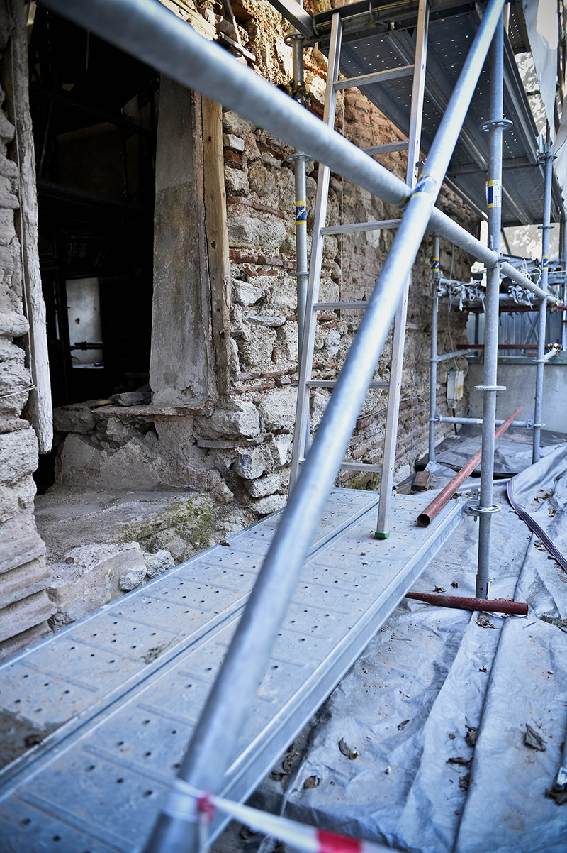 900 yıllık gizemi Türk ve İtalyan mimarlar çözecek 4