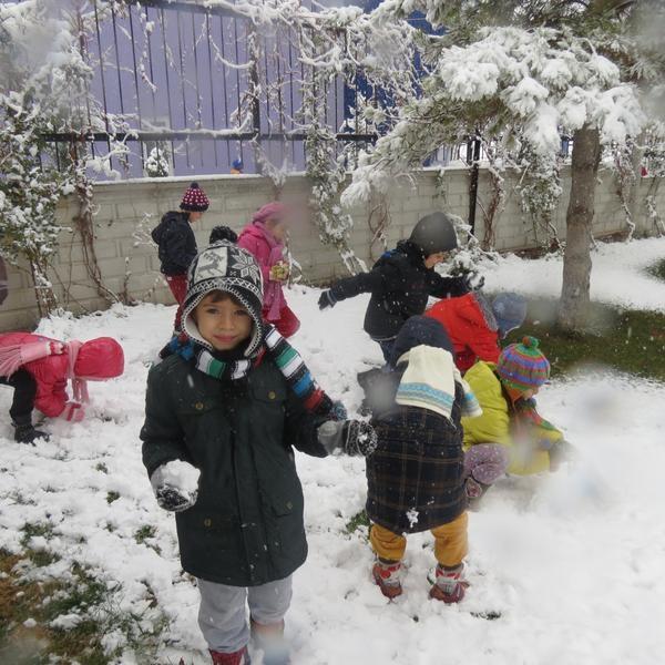 Konya'dan kar manzaraları 2