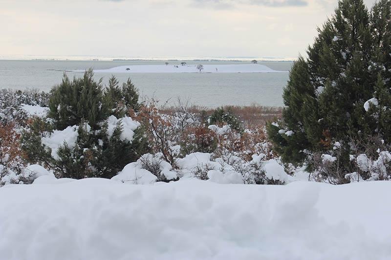 Konya'dan kar manzaraları 68