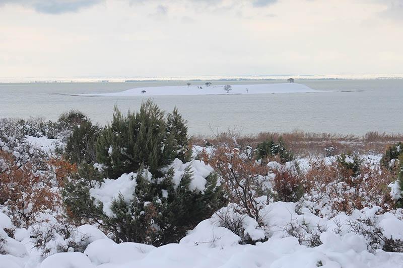 Konya'dan kar manzaraları 69