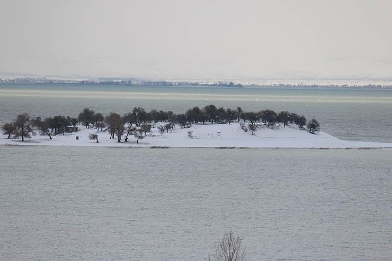 Konya'dan kar manzaraları 71