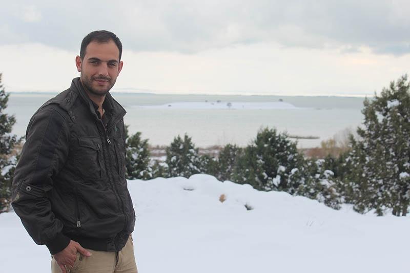 Konya'dan kar manzaraları 72