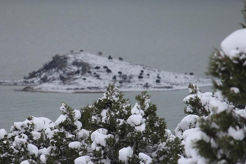 Konya'dan kar manzaraları 75
