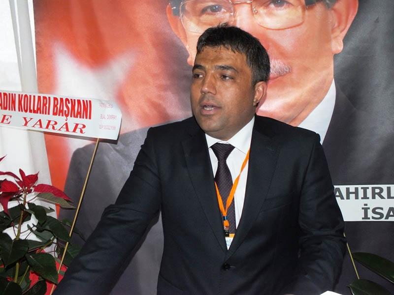 AK Parti ilçe kongrelerinden fotoğraflar 1