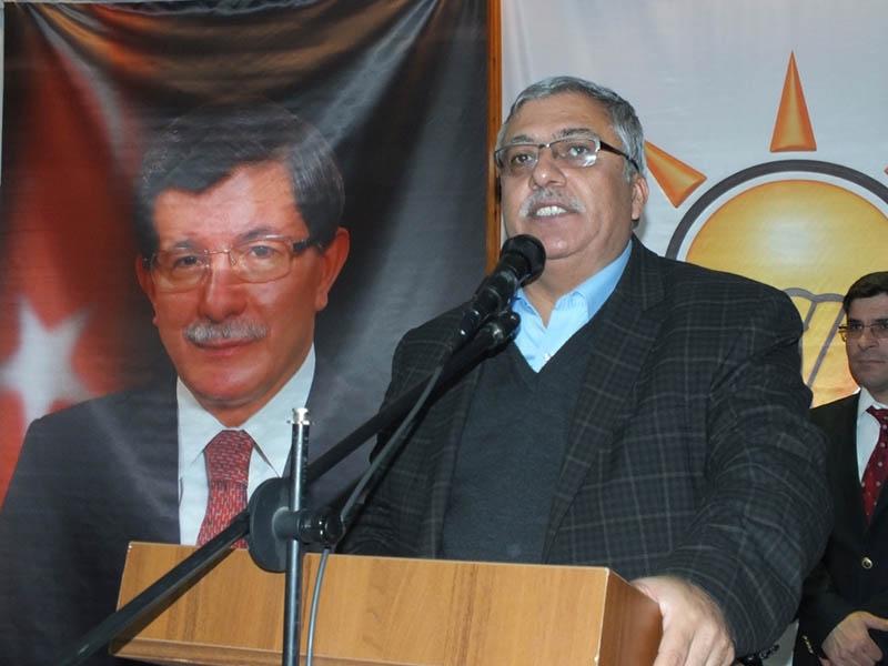 AK Parti ilçe kongrelerinden fotoğraflar 10