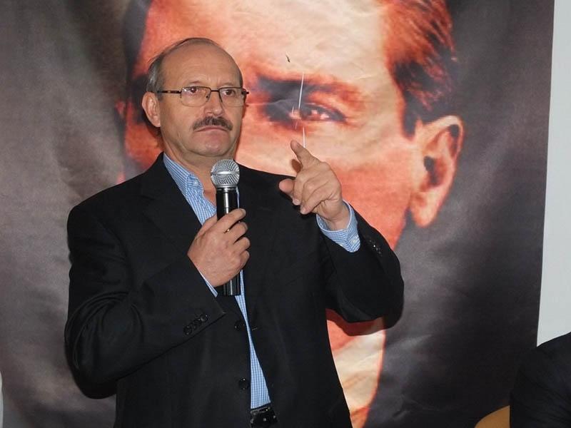 AK Parti ilçe kongrelerinden fotoğraflar 11