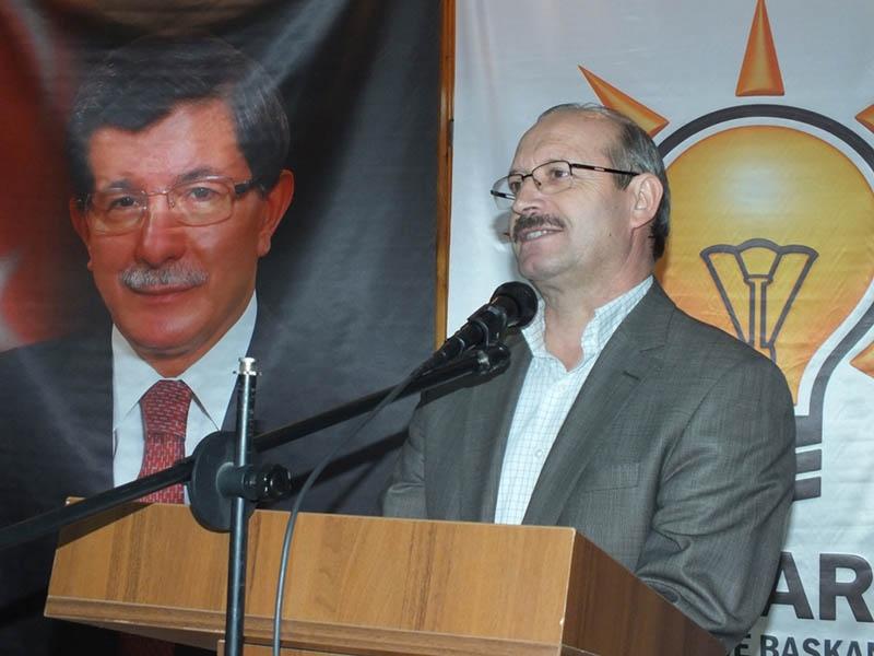 AK Parti ilçe kongrelerinden fotoğraflar 12