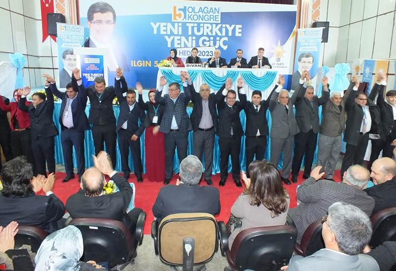 AK Parti ilçe kongrelerinden fotoğraflar 13