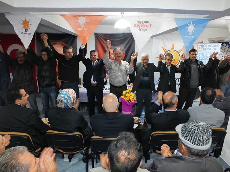 AK Parti ilçe kongrelerinden fotoğraflar 14