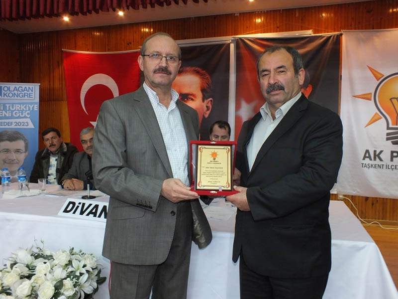 AK Parti ilçe kongrelerinden fotoğraflar 15