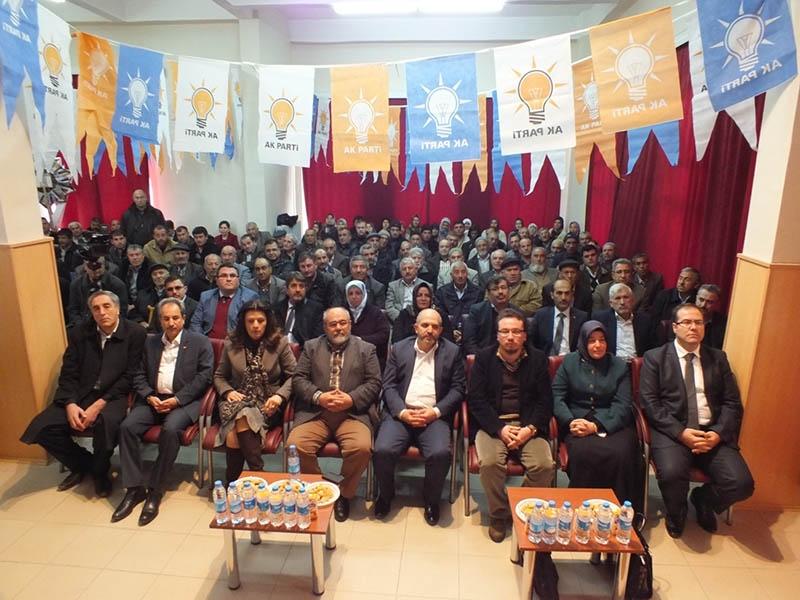AK Parti ilçe kongrelerinden fotoğraflar 16