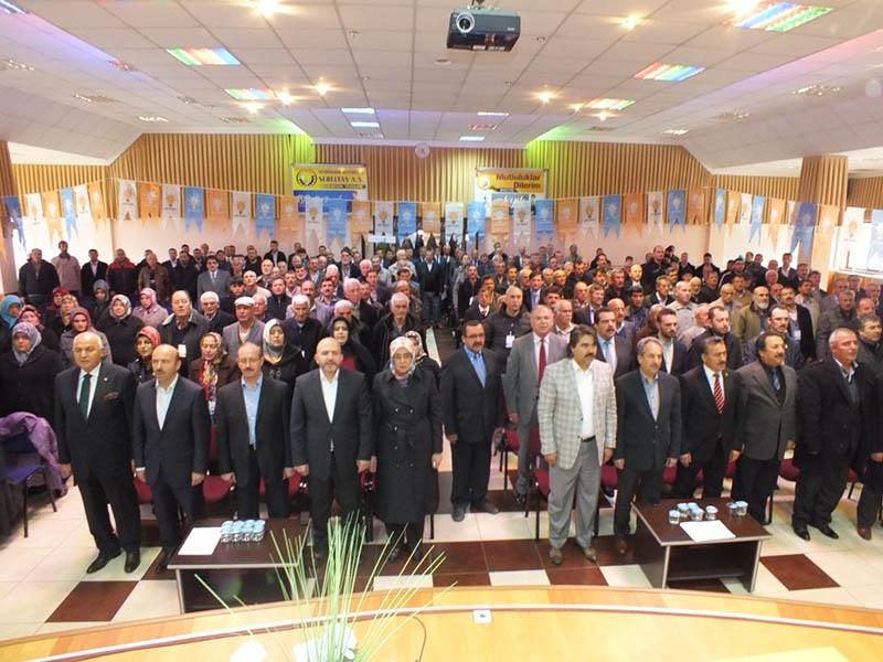 AK Parti ilçe kongrelerinden fotoğraflar 17