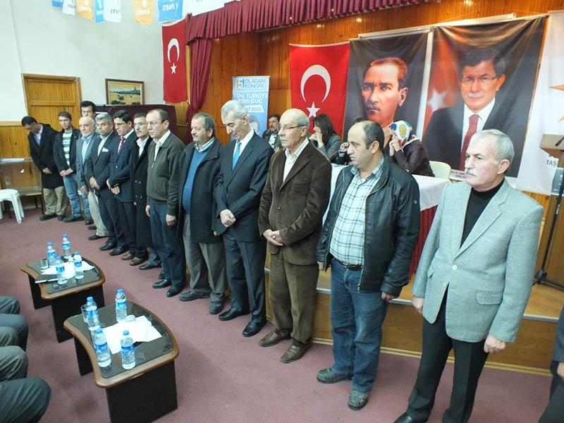 AK Parti ilçe kongrelerinden fotoğraflar 18